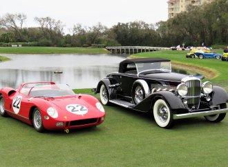Duesenberg, Ferrari win bests of show at Amelia Island Concours