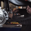 Restoration-tip video for replacing brake lines on a classic vehicle
