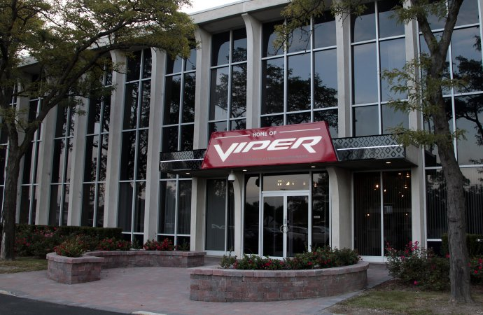 Viper assembly plant to become museum