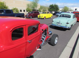 Goodguys put their grown-up Hot Wheels on the road