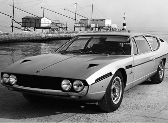 Lamborghini celebrates 50th anniversary of Espada and Islero