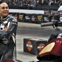 Harley looks for next generation of bikers in its own backyard