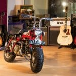 John Lennon's Monkeybike sets auction record at H&H Classics | ClassicCars.com | #DriveYourDream | ClassicCarNews