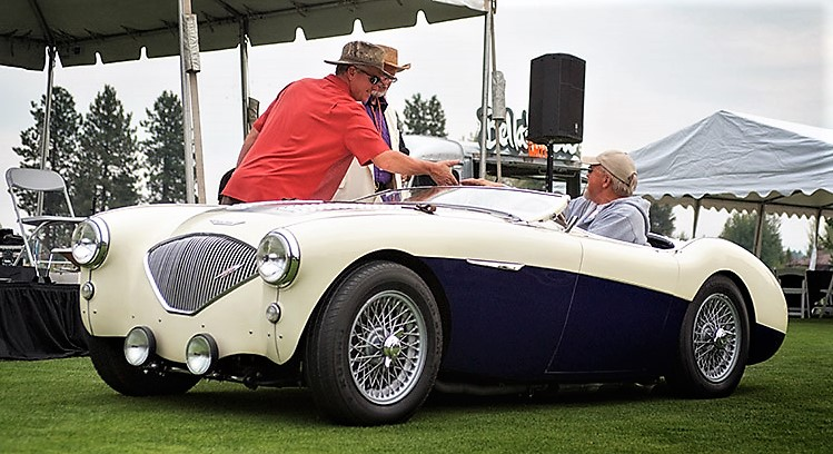 Amelia Island Concours this weekend, and other event news | ClassicCars