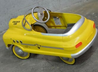 Nearly 150 pedal cars will cross British auction block