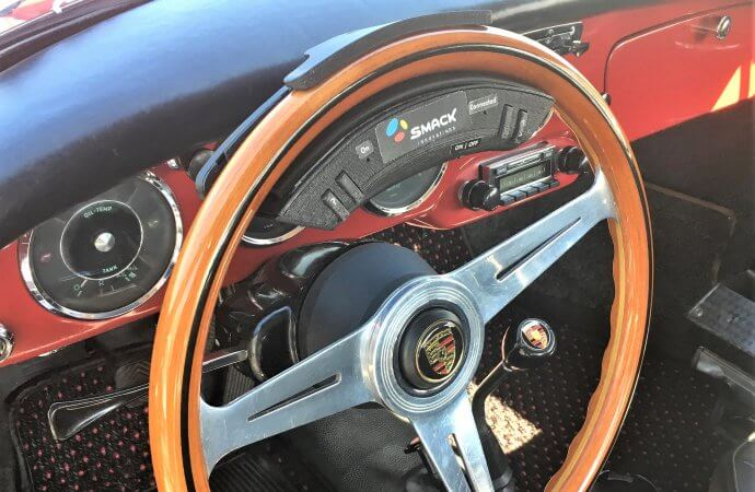 New device adds Bluetooth connectivity to classic vehicles