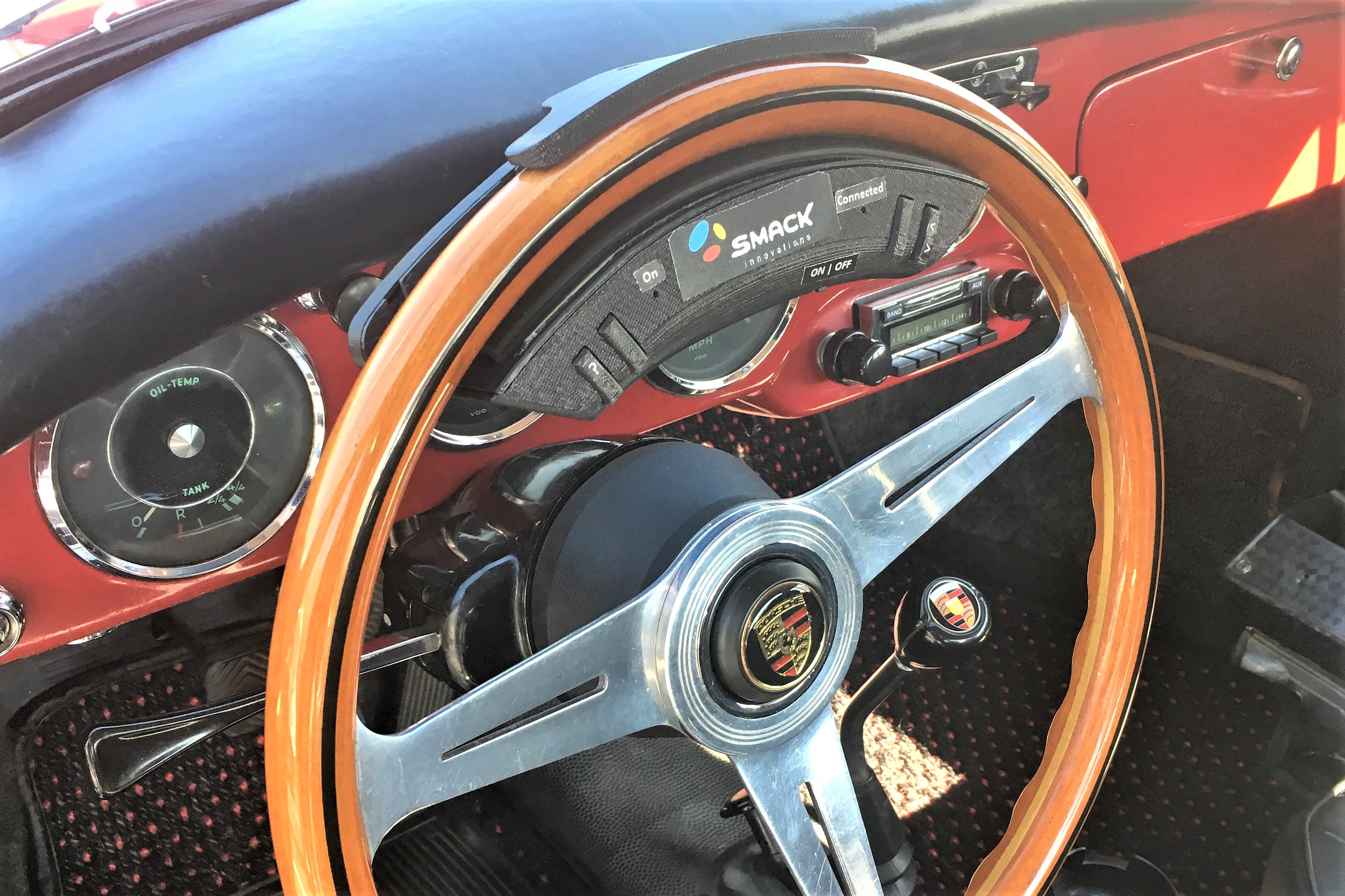 Adding Bluetooth connectivity to classic vehicles | ClassicCars.com Journal