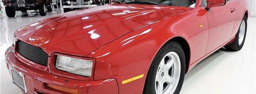 Rare 1992 Aston Martin Virage