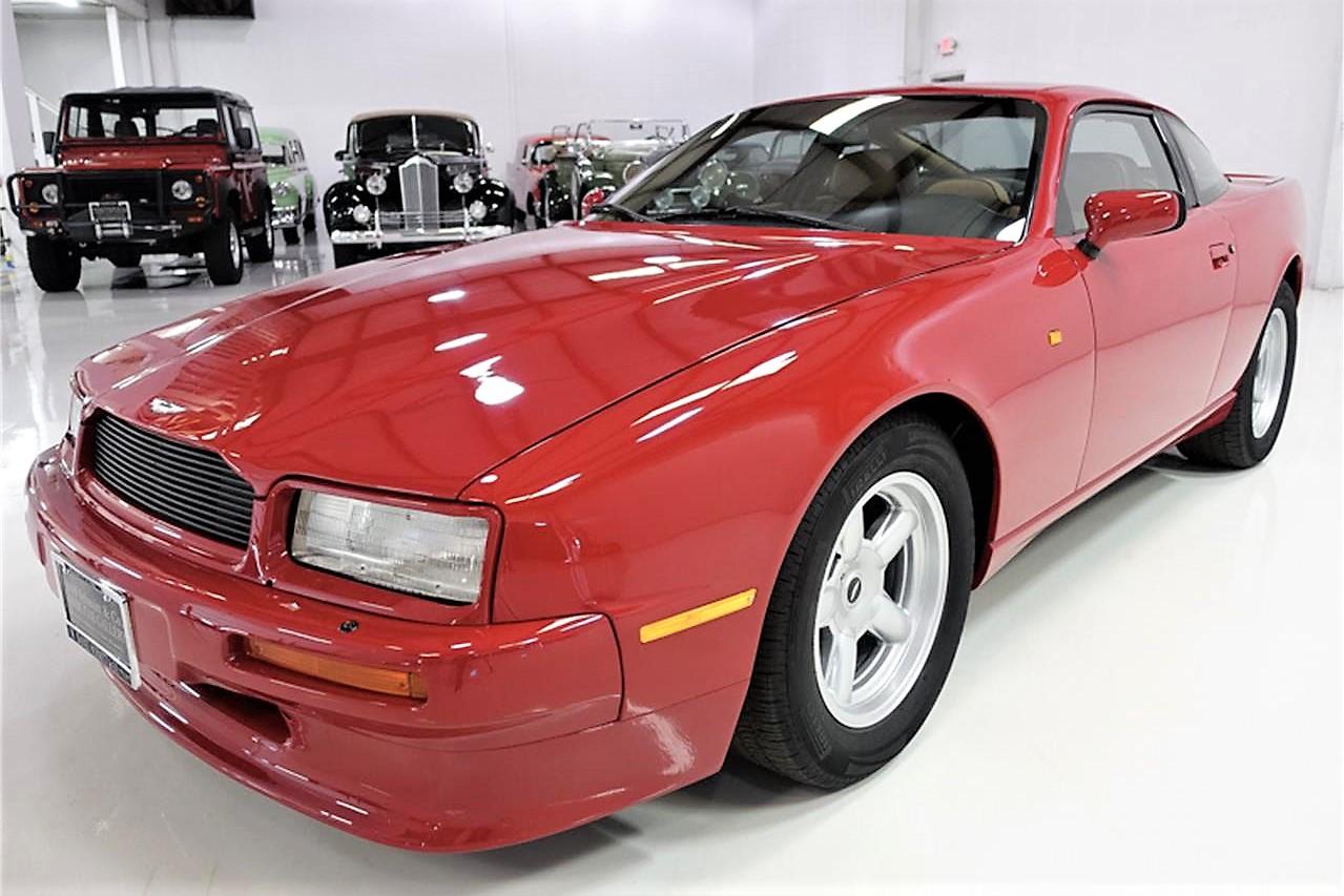 Rare 1992 Aston Martin Virage Classiccars Com Journal