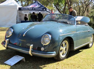 Porsche Werks Reunion honors the outlaws among us