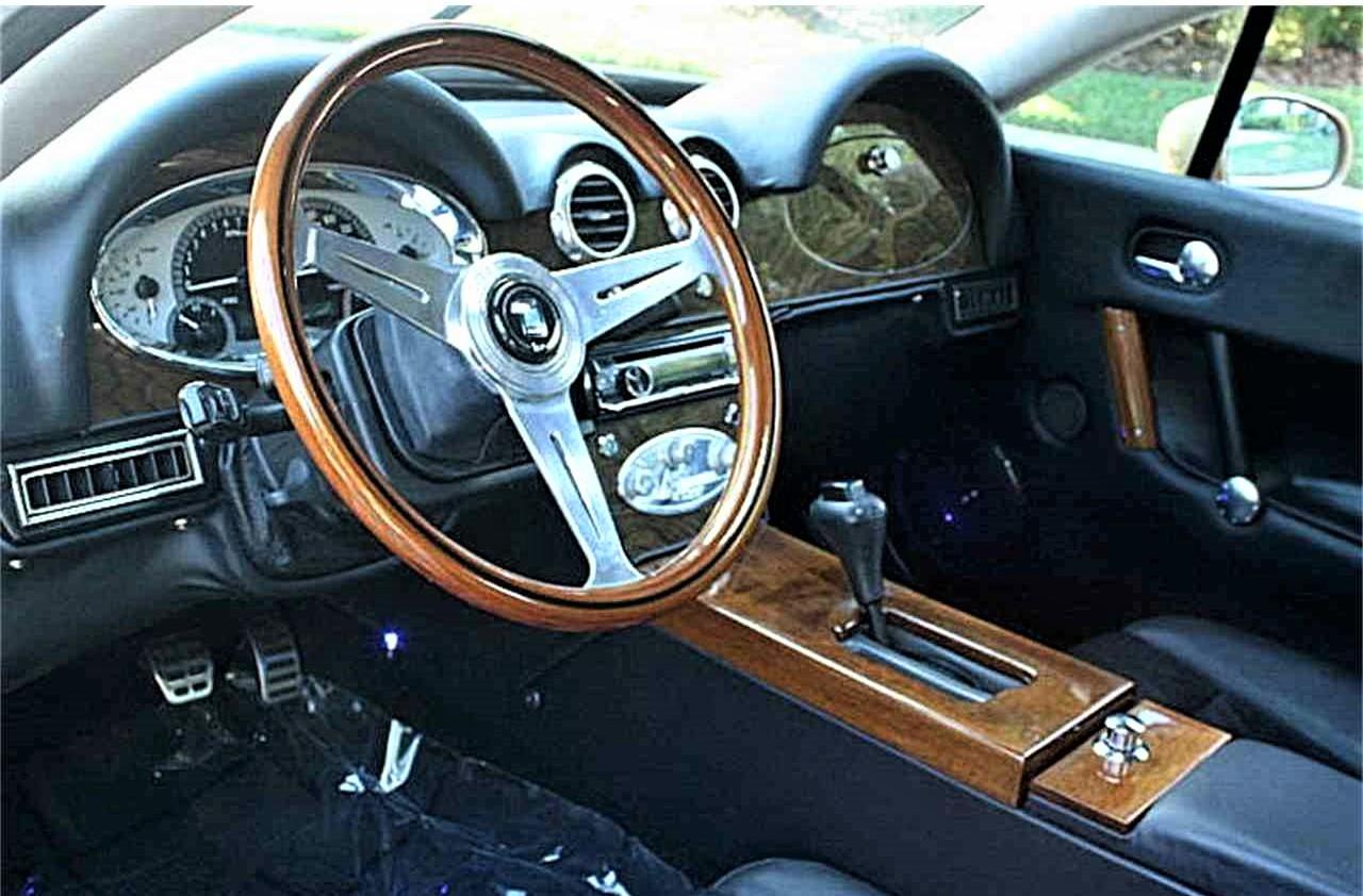 Corvette, 'Coachbuilt' custom Corvette, ClassicCars.com Journal