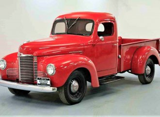 1-owner 1948 International pickup