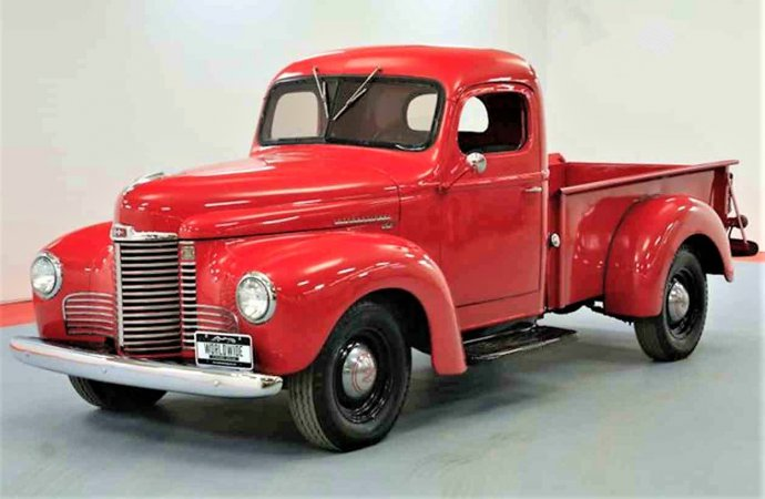 1-owner 1948 International pickup