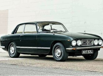 British muscle: 1972 Bristol 411