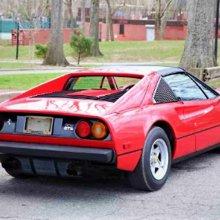 Affordable 1978 Ferrari 308 GTS