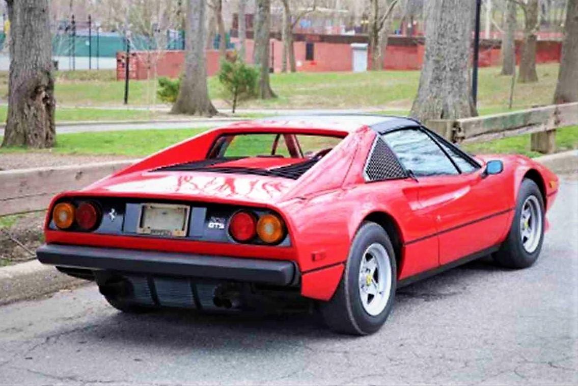 Affordable 1978 Ferrari 308 Gts Classiccars Com Journal