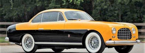 Juan Perón's '52 Ferrari 212 Inter