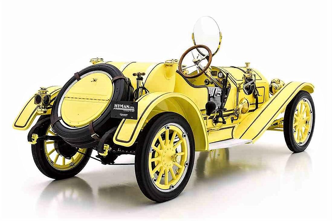1912 Hudson, 'Mile-A-Minute' 1912 Hudson, ClassicCars.com Journal