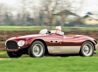 A rare beauty, 1953 Ferrari racer offered at Bonhams' Monaco sale