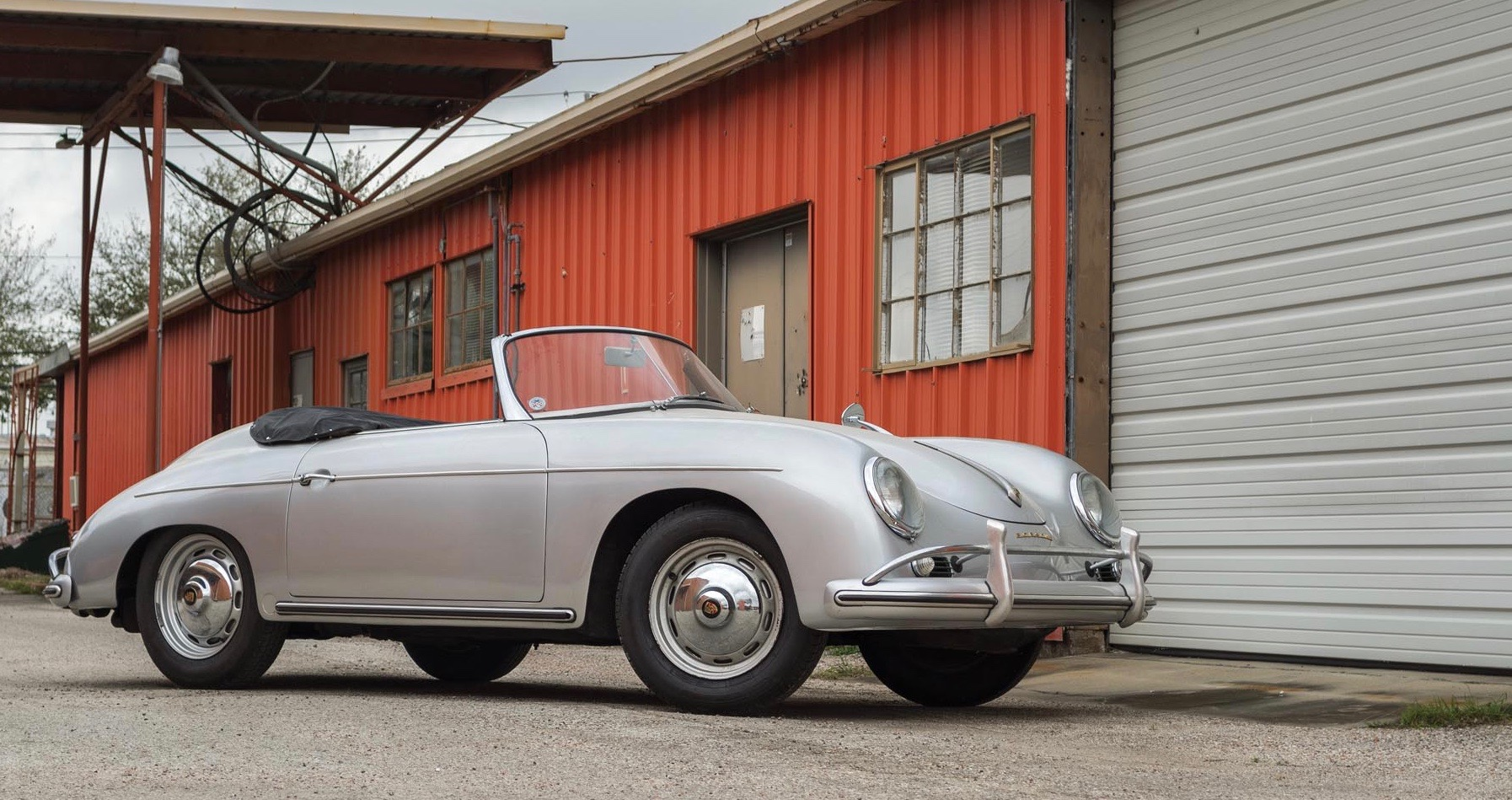 Worldwide, Low-mileage is theme for Worldwide Auctioneers' Texas docket, ClassicCars.com Journal