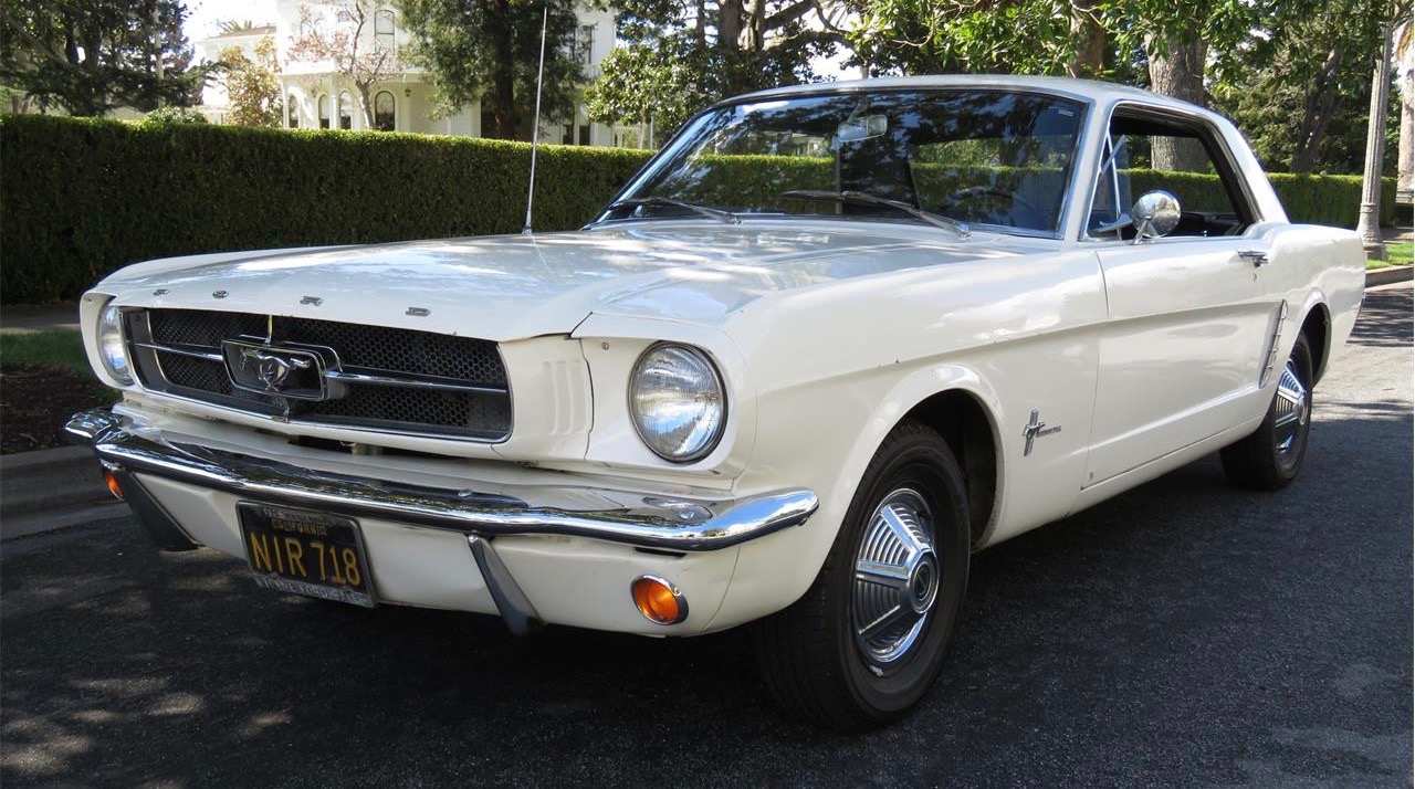Andy\'s Mustang buyer\'s guide - ClassicCars.com Journal