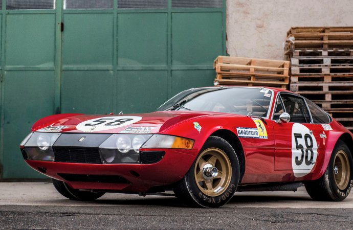 N.A.R.T. Daytona returns to Le Mans, but this time for auction