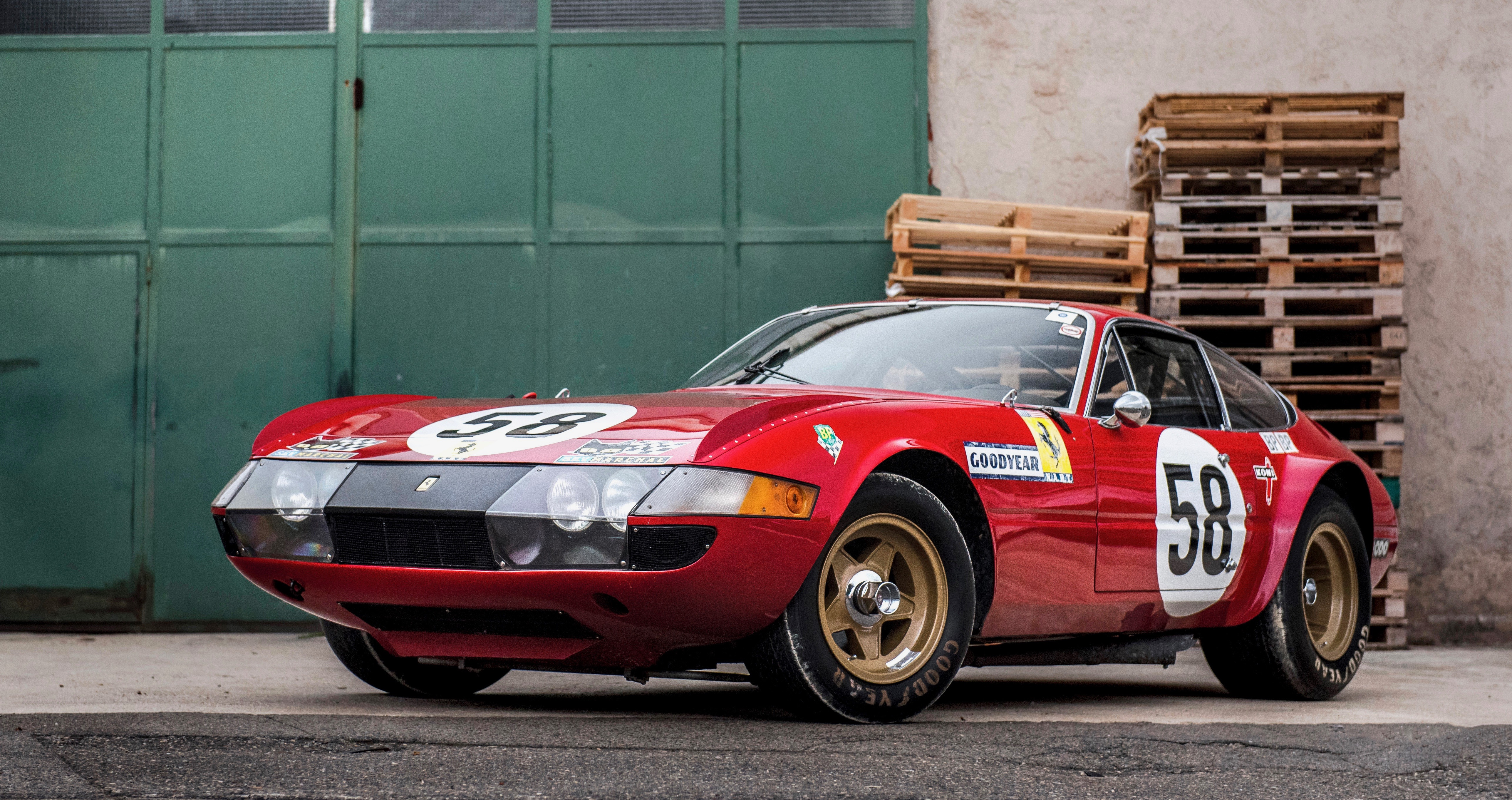 N A R T Daytona Returns To Le Mans But This Time For Auction