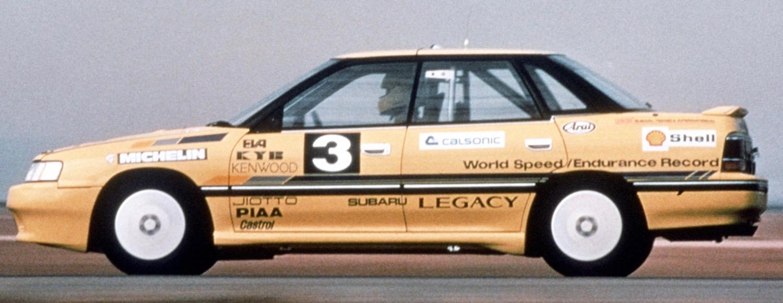 Subaru, Subaru's STI celebrates its 30th anniversary, ClassicCars.com Journal