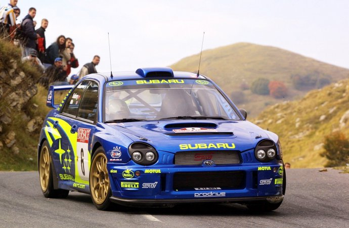 Subaru's STI celebrates its 30th anniversary