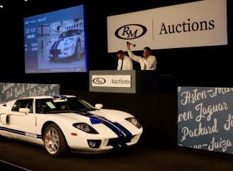 Banner sale: Fort Lauderdale auction gets boost from RM