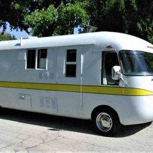 Get away in '68 Corvair Ultra Van