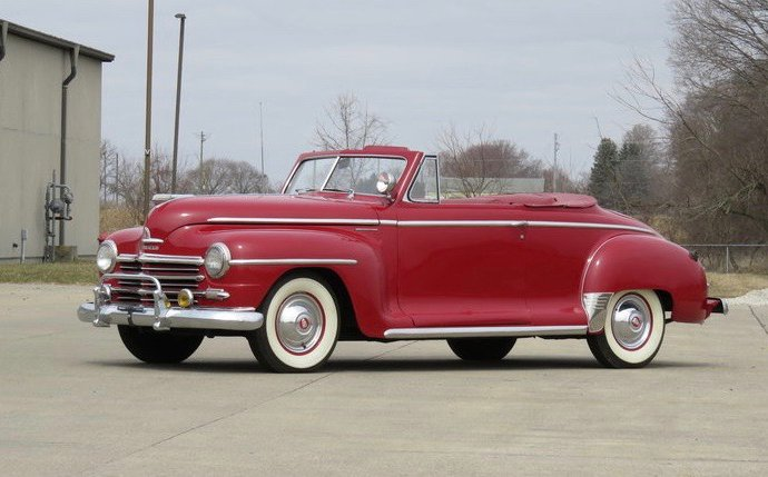 Classic car auction to benefit Indiana museum