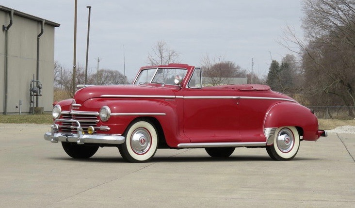 Indiana Car Auction >> Classic Car Auction To Benefit Indiana Museum Classiccars