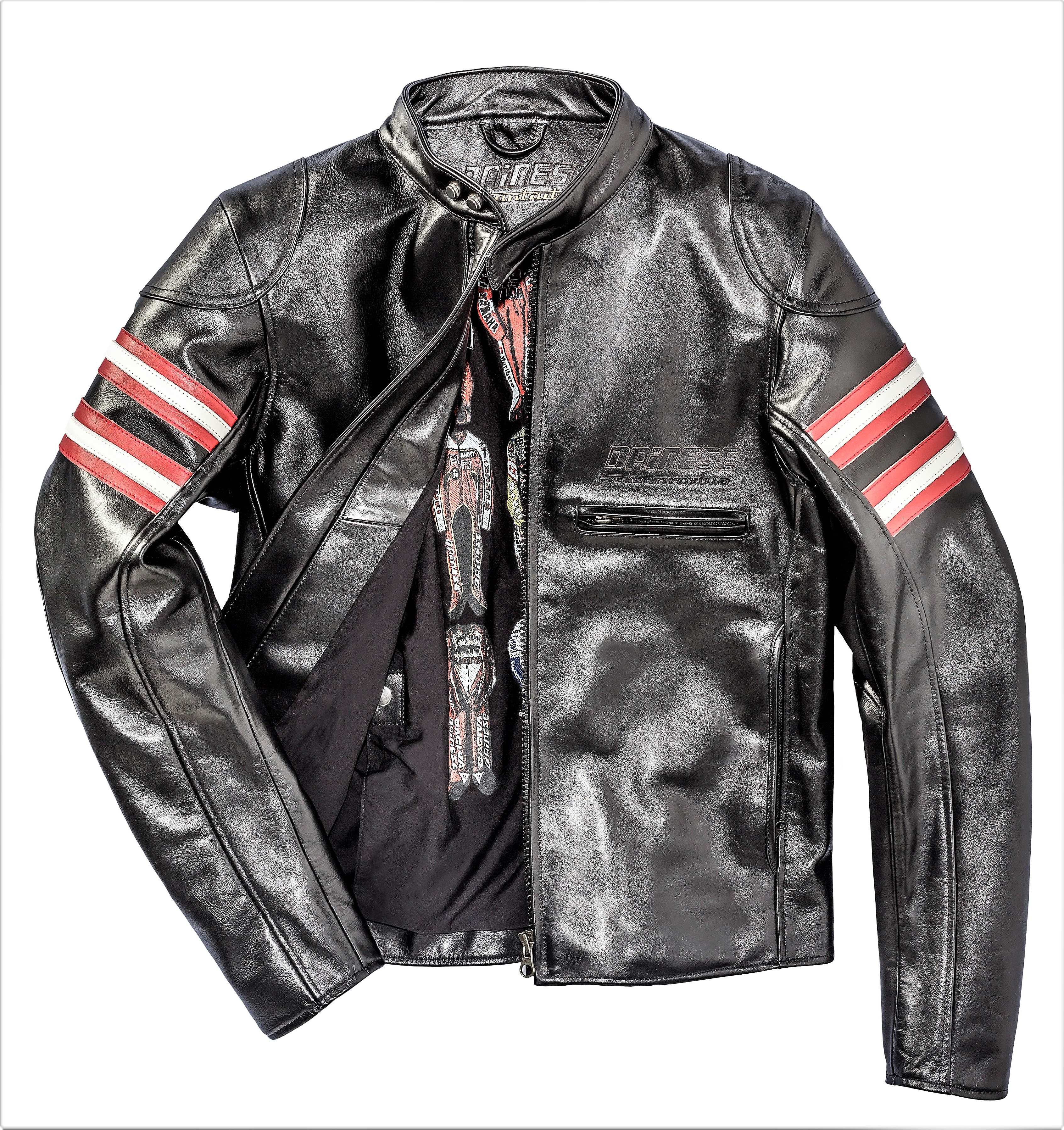 jackets, Italian leather jackets focus on motorcycle racing heritage, ClassicCars.com Journal