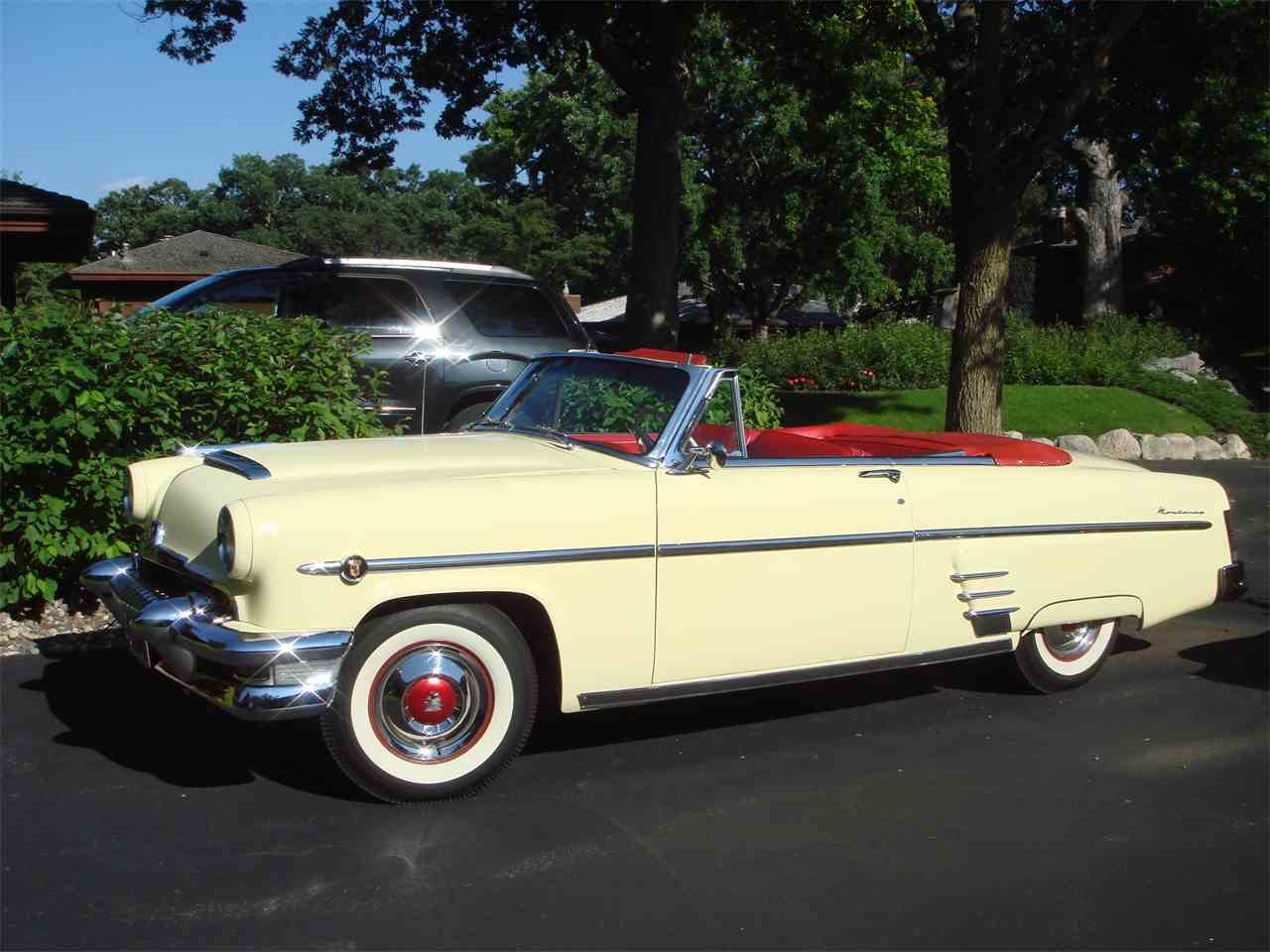 Mercury Convertible Std C Ad Cfbd C