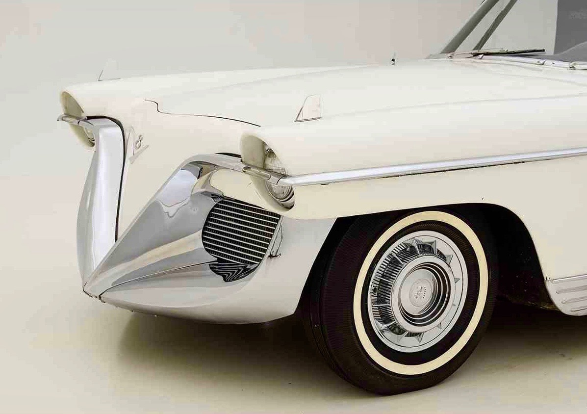 One of Brook Stevens\' amazing (or shocking) designs - ClassicCars ...
