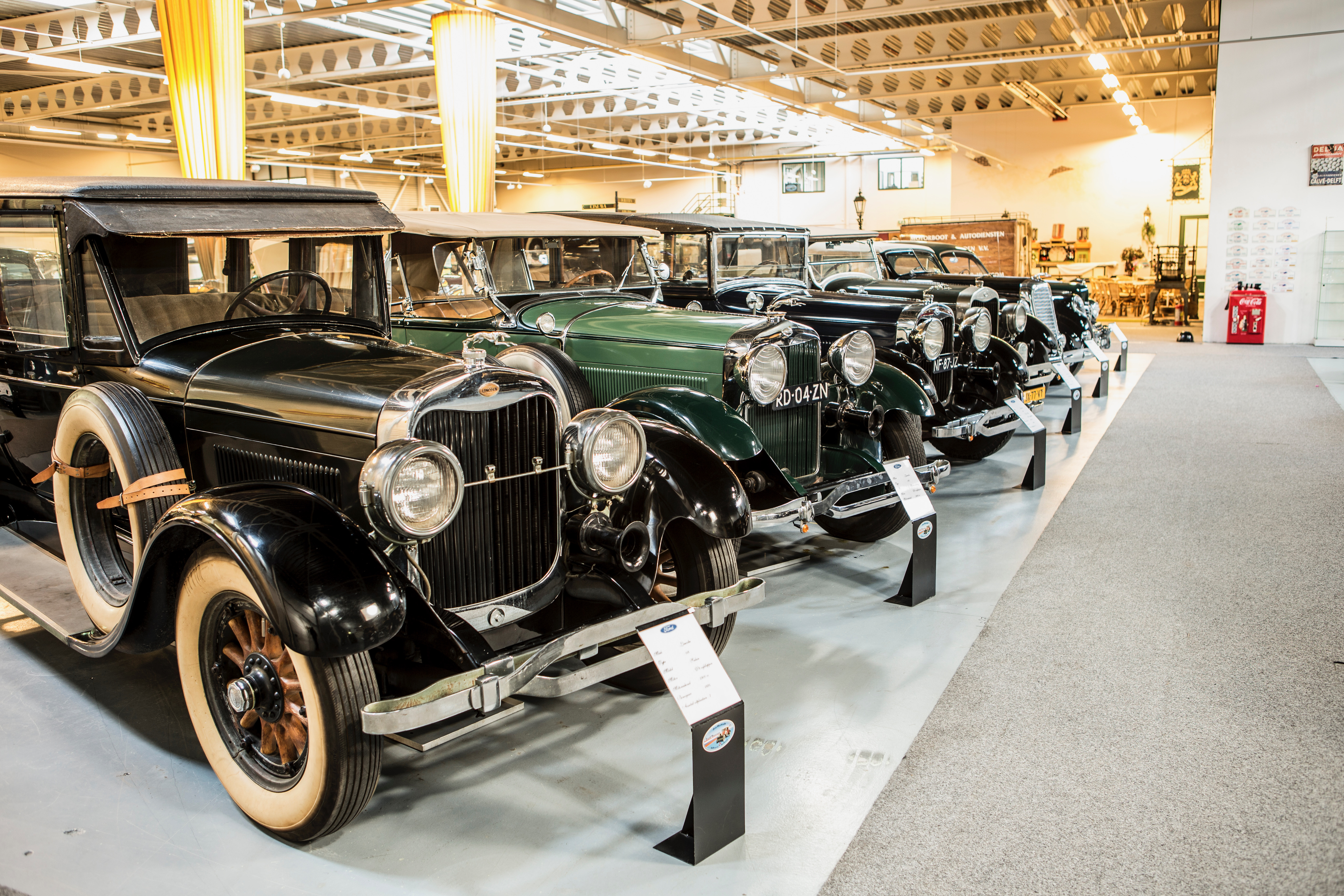 European Ford museum collection going to auction ClassicCars