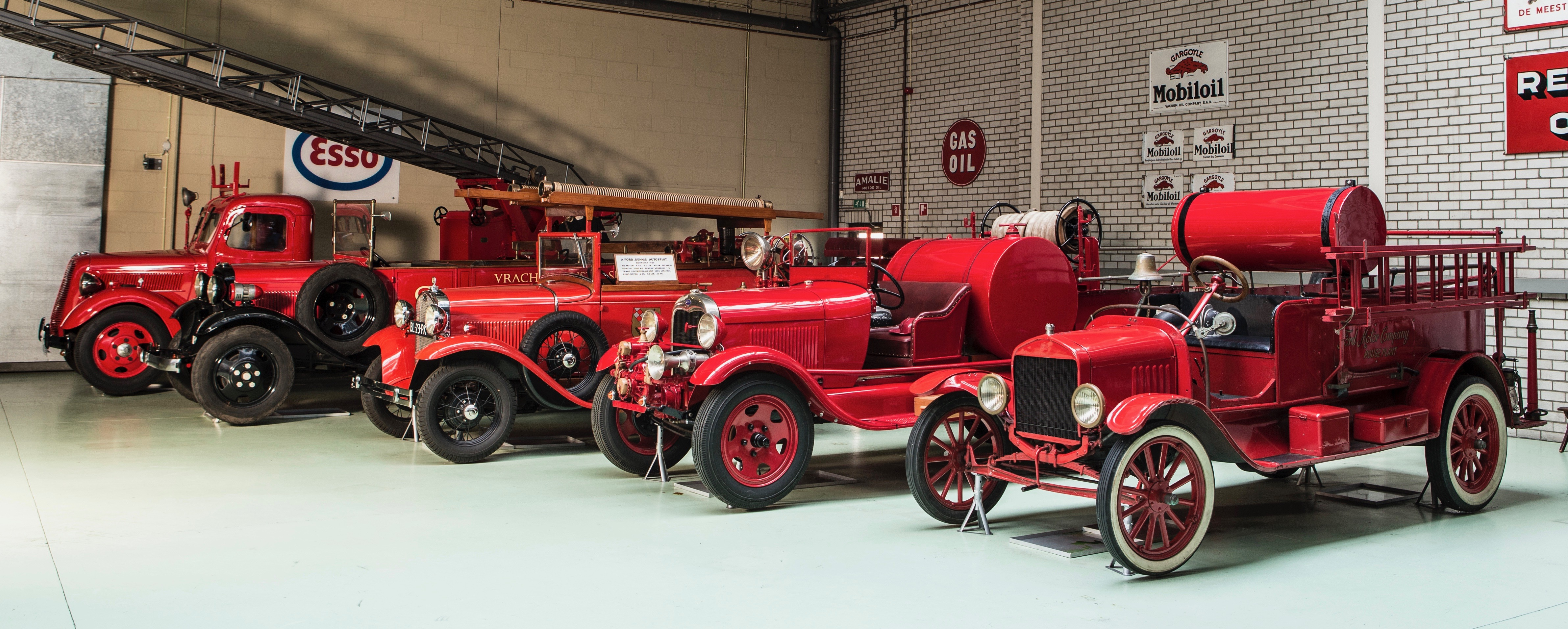 European Ford museum collection going to auction - ClassicCars.com ...