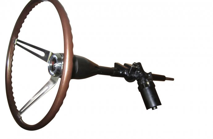 Electric power steering for classics and hot rods