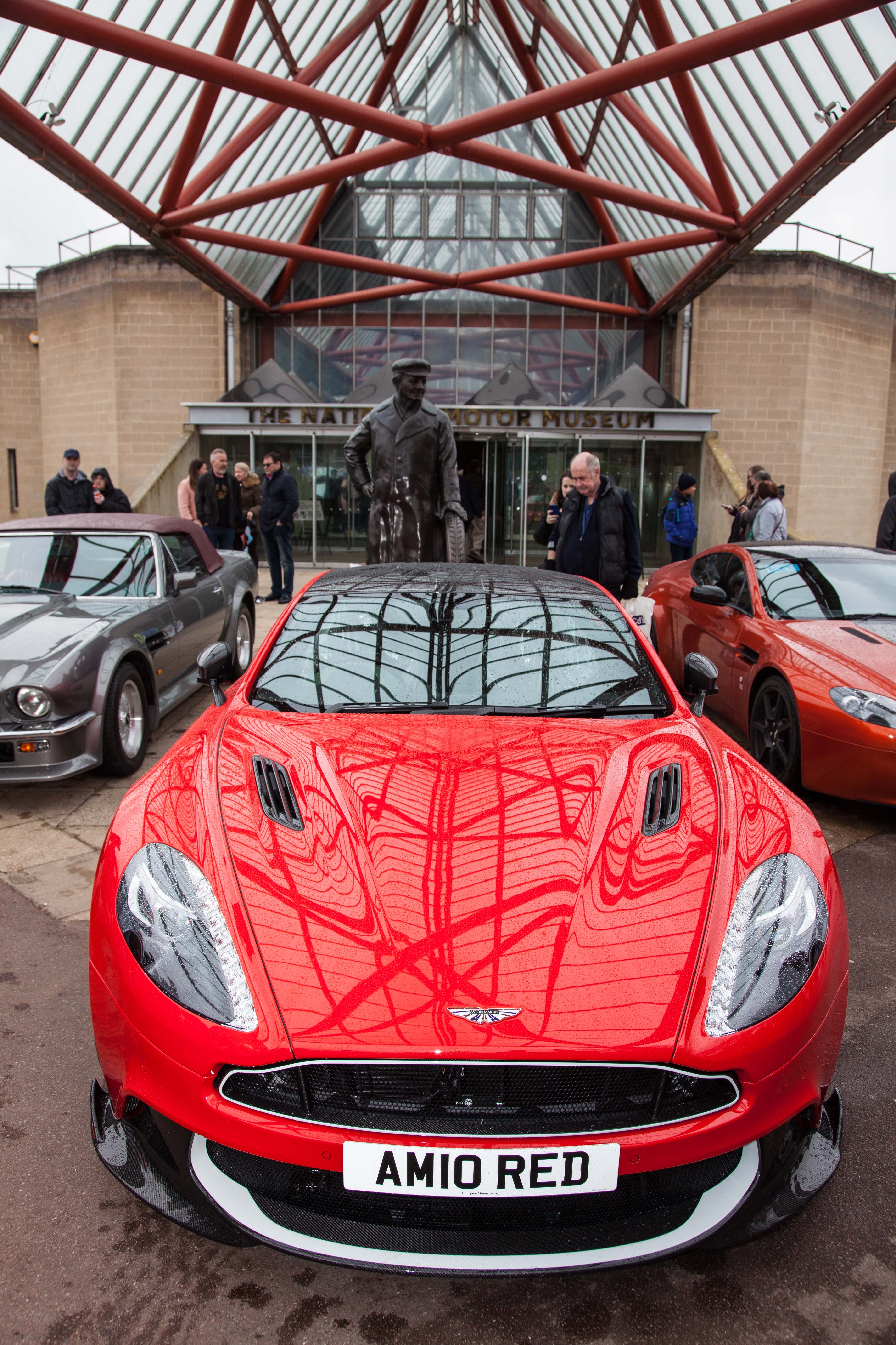 James Bond, James Bond would have loved this car show, ClassicCars.com Journal