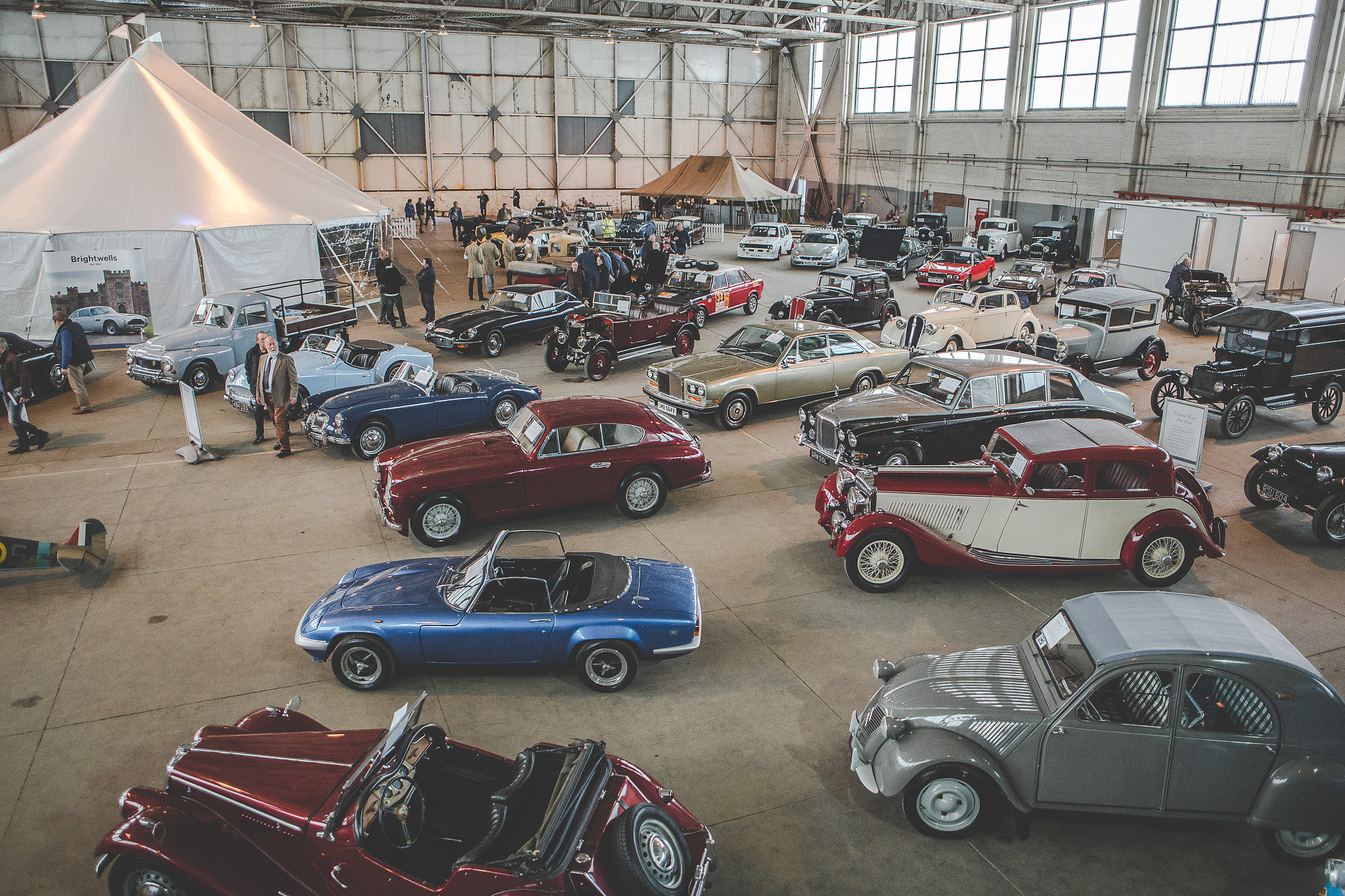 Brightwells auction, Classic car and aircraft show adds Brightwells auction, ClassicCars.com Journal