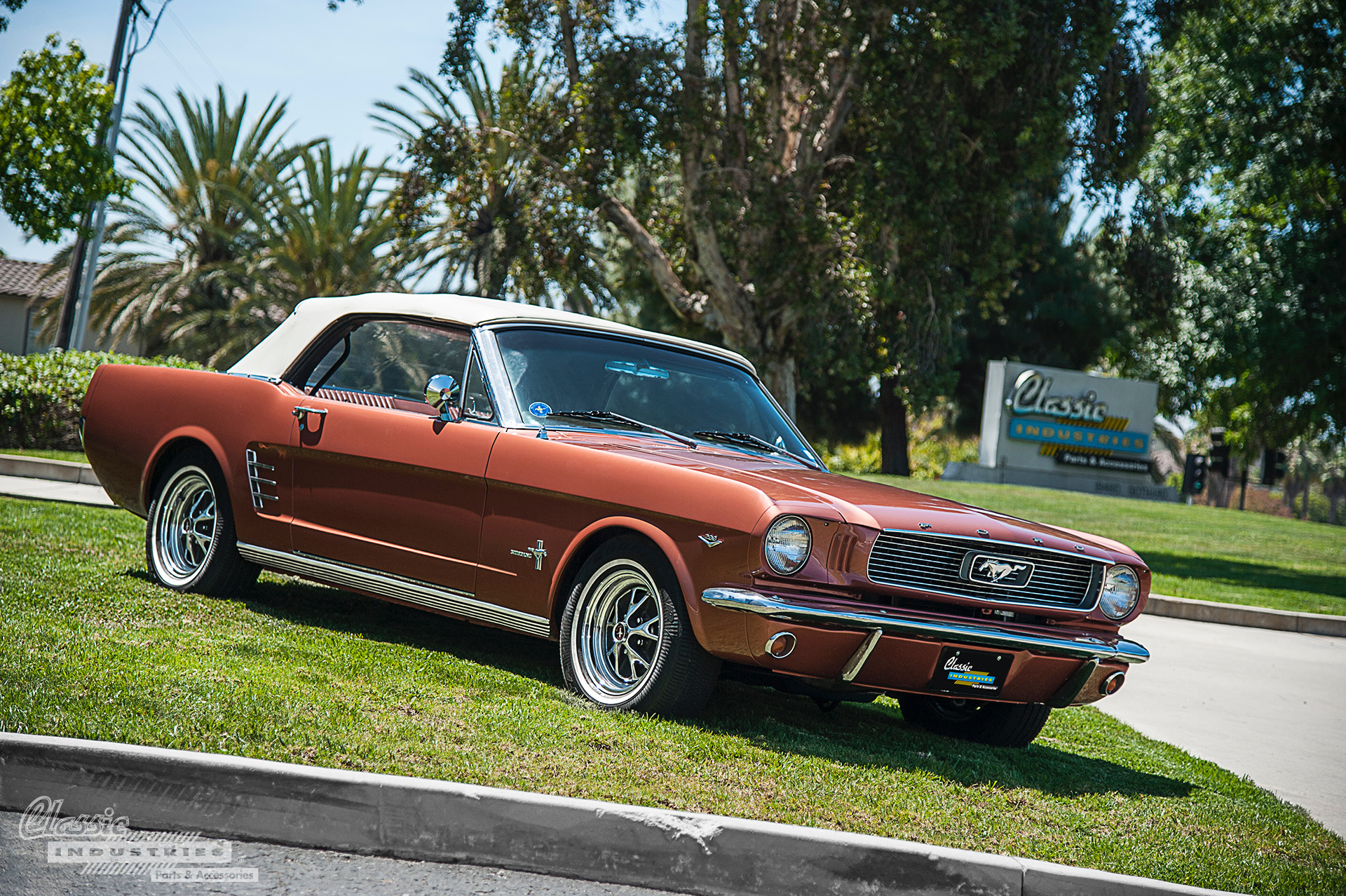 Classic Industries launches Mustang product line   ClassicCars.com Journal