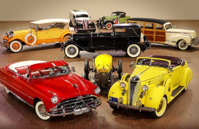 Hostetler's Hudson museum collection goes on the auction block in August