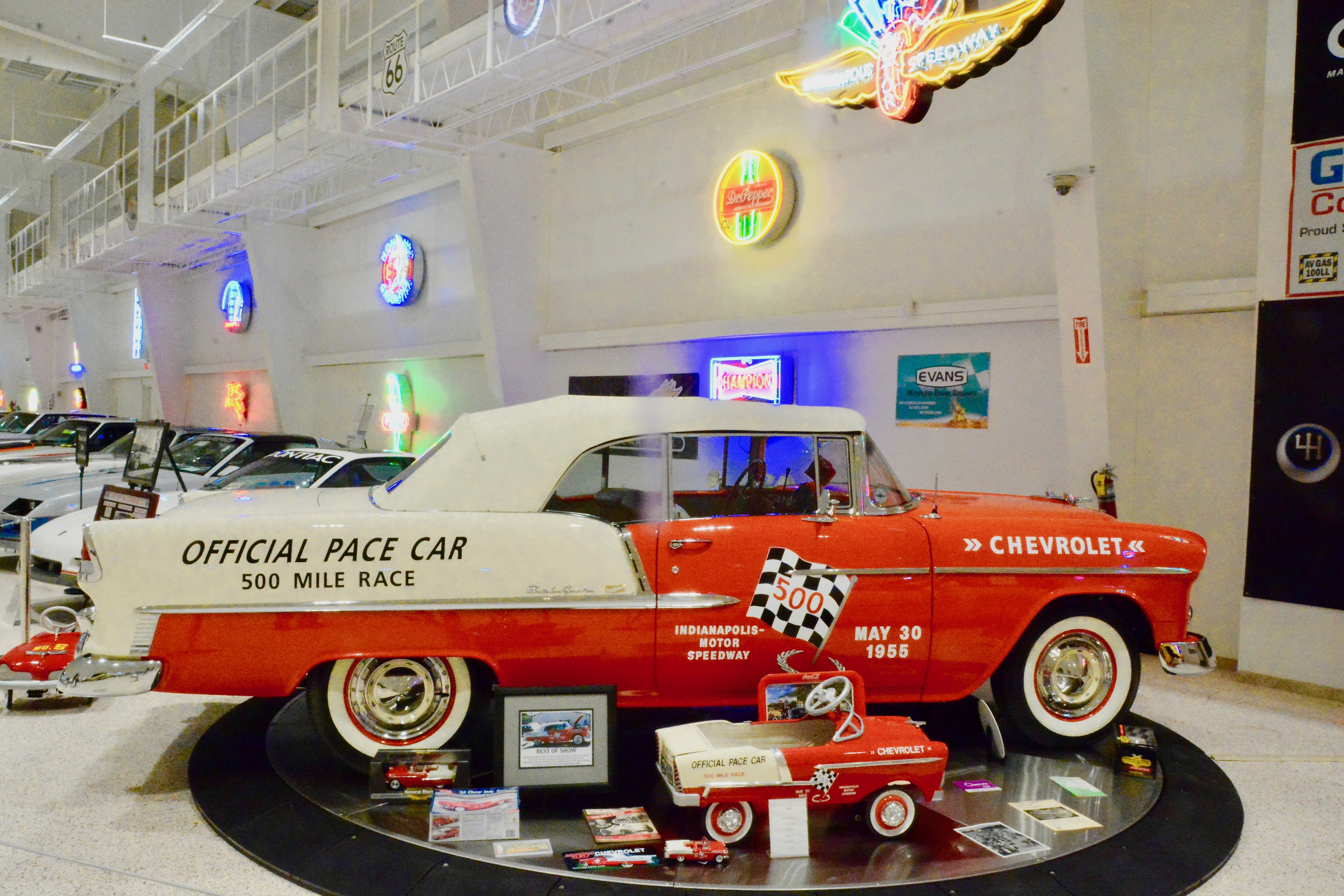 America's Muscle Car Museum, You need to be invited to visit America's Muscle Car Museum, ClassicCars.com Journal