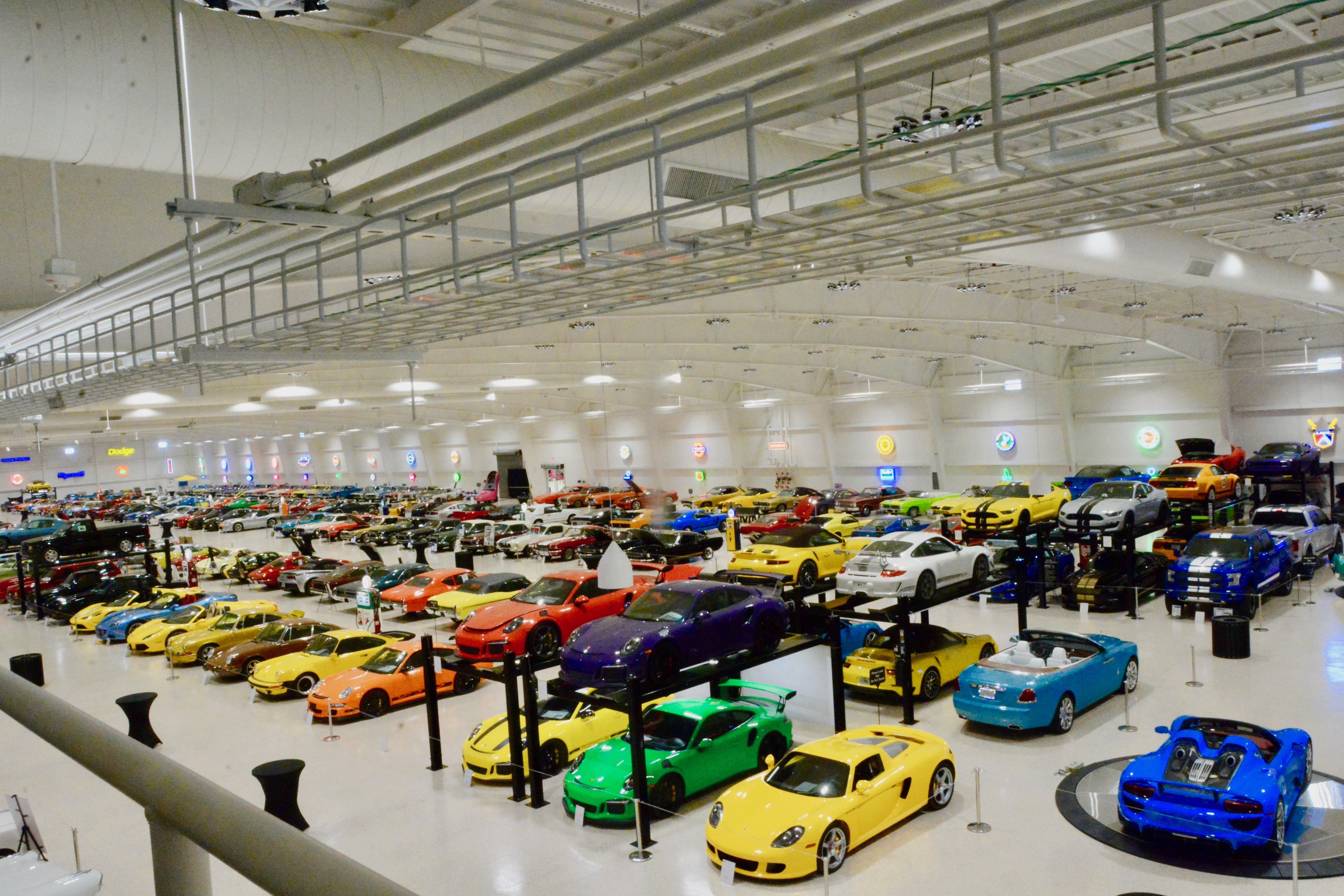 You Need To Be Invited To Visit America S Muscle Car Museum