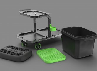 Retire your bucket, the new 'Detailing Rig' is here