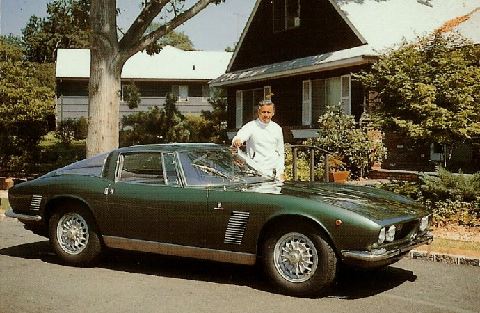 Father's Day: A 1966 Iso Grifo and a day's drive gone awry