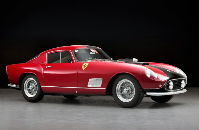 Exceptional Ferraris highlight Monaco auction by RM Sotheby's