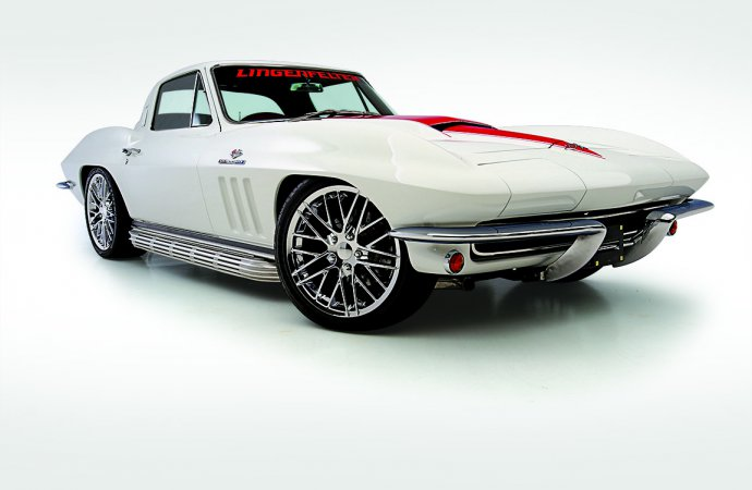 Pair of Lingenfelter Corvettes awaits in Dream Giveaway