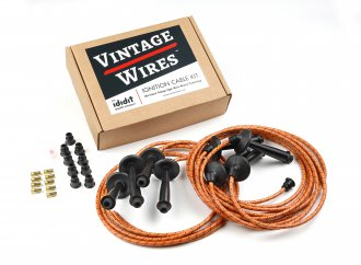Vintage look for 426 Hemi wires